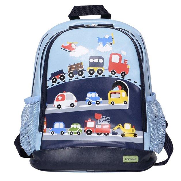 74891665bd Description. This Bobble Art backpack ...