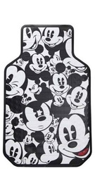 Disney: Mickey Mouse Expressions - Plasticlear Floor Mat 2-Pack