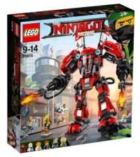 LEGO Ninjago: Fire Mech (70615)