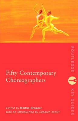 Fifty Contemporary Choreographers image