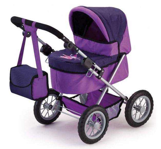 Bayer: Pram Trendy - Purple Fairy
