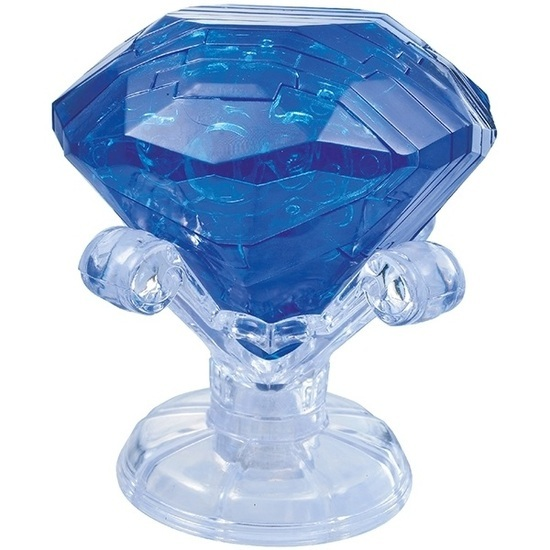 Crystal Puzzle - Sapphire
