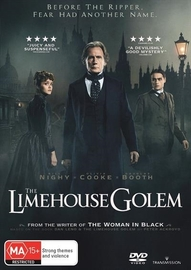 The Limehouse Golem on DVD
