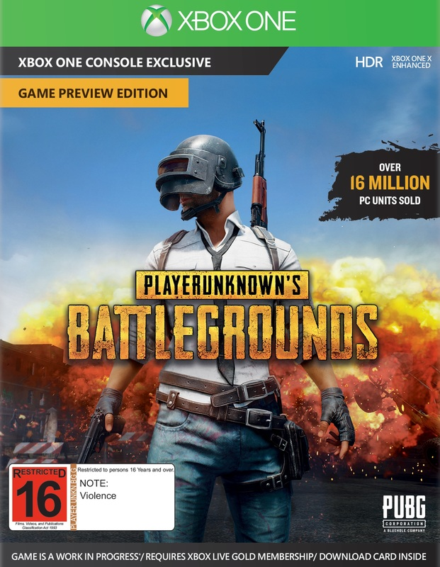 PlayerUnknown's Battlegrounds for Xbox One