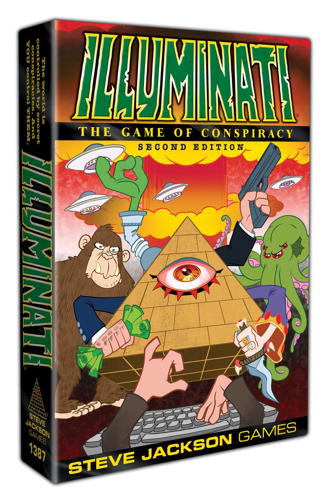 Illuminati: Second Edition image