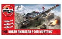 Airfix North American F-51D Mustang™ 1:48 - Model Kit