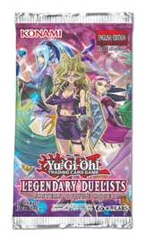 Yu-Gi-Oh! Legendary Duelists: Sisters of the Rose Single Booster