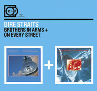 2FOR1: Brothers in Arms / On Every Street by Dire Straits