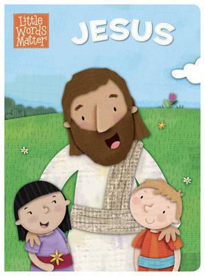 Jesus by B&H Kids Editorial