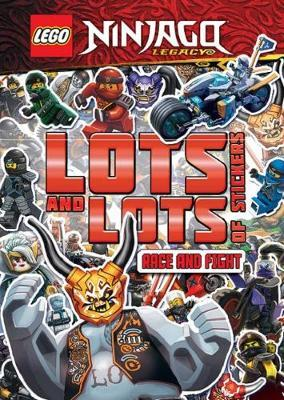 LEGO Ninjago Lots and Lots of Stickers by LEGO