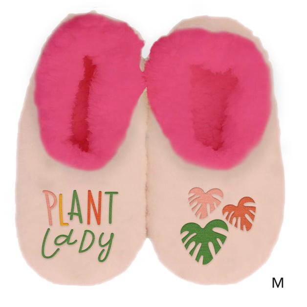 Sploshies: Women's Duo Slippers - Plant (Medium)