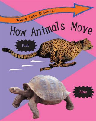 How Animals Move by Peter Riley