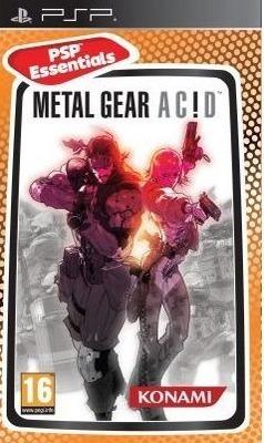 Metal Gear Acid (Essentials) for PSP
