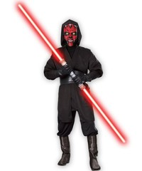 Star Wars Darth Maul Deluxe Costume (Standard Size)