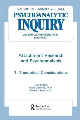 Attachment Research and Psychoanalysis image