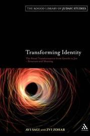 Transforming Identity by Avi Sagi