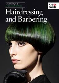 The City & Guilds: Level 1 : NVQ Diploma in Hairdressing and Barbering Logbook by Melanie Mitchell