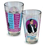 Archer Drinking Game Pint Glass (470ml)