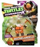 TMNT: Dimension X - Michelangelo Basic Figure