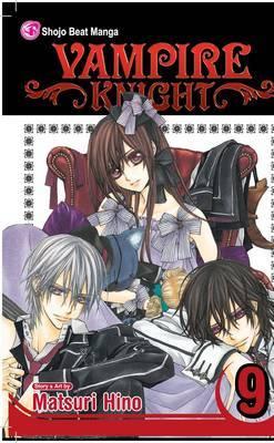 Vampire Knight: v. 9 by Matsuri Hino