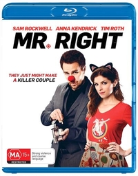 Mr Right on Blu-ray