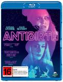 Antibirth on Blu-ray