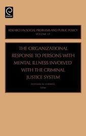 Organizational Response to Persons with Mental Illness Involved with the Criminal Justice System image