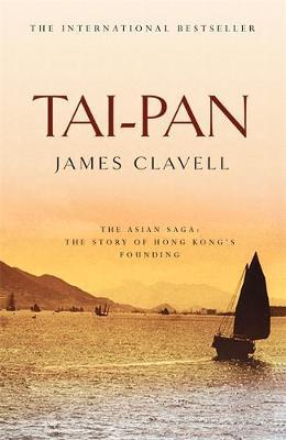 Tai-Pan by James Clavell image