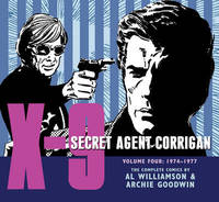 X-9: Volume 4 by Archie Goodwin