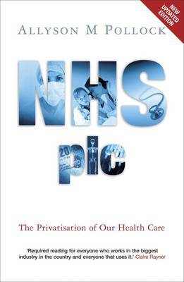 NHS Plc by Allyson M Pollock image