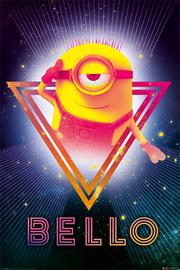 Despicable Me 3: 80's Bello - Maxi Poster (681)