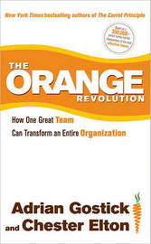 Orange Revolution by Adrian Gostick