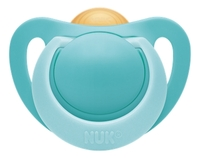 NUK: Genius Latex Soother - 0-6 Months (2 Pack) image