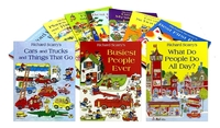 Richard Scarry Book Set by Richard Scarry