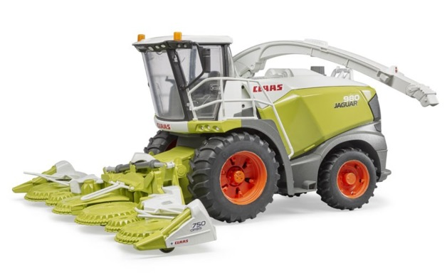 Bruder: Claas Jaguar 980 - Field Chopper