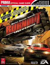 Burnout Revenge - Prima Official Guide for PlayStation 2