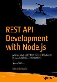 REST API Development with Node.js by Fernando Doglio image