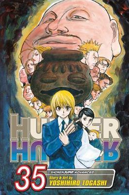 Hunter x Hunter, Vol. 35 by Yoshihiro Togashi