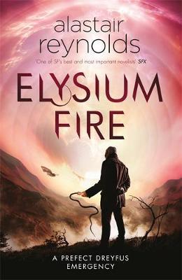 Elysium Fire by Alastair Reynolds image