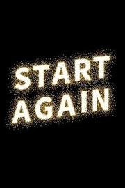 Start Again by Golding Notebooks