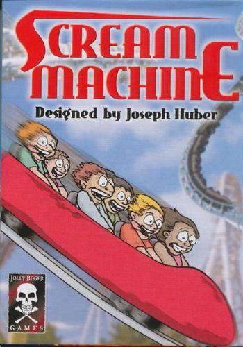 Scream Machine image