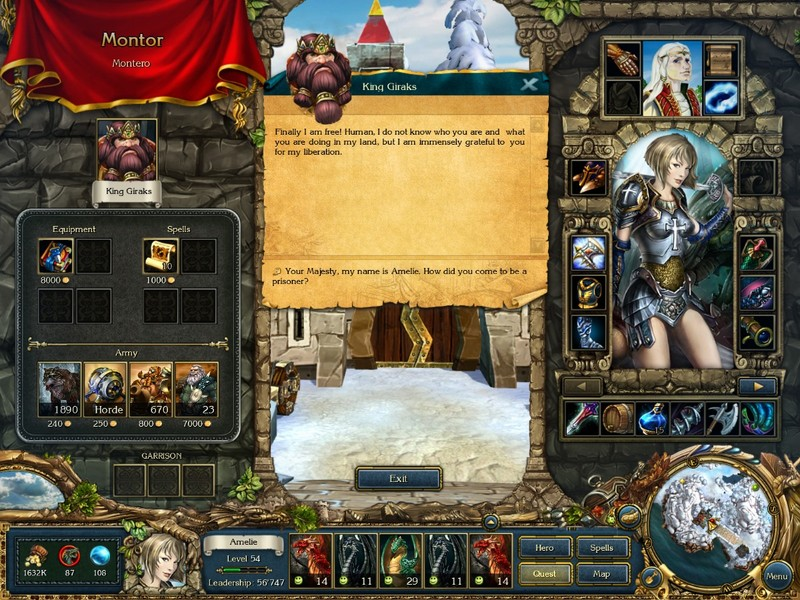 Kings Bounty - Platinum Edition (includes all 3 games!) for PC Games image