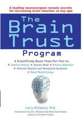 The Brain Trust Program by Larry McCleary image