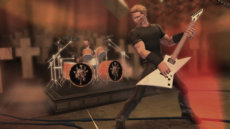Guitar Hero: Metallica (Game only) for Xbox 360 image