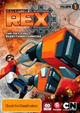 Generator Rex - The Day that Everything Changed - Volume 1 DVD