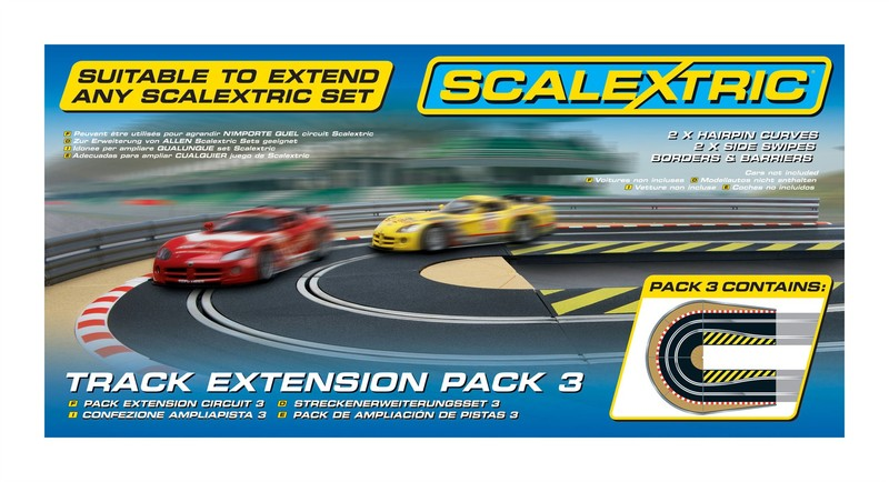 Scalextric Track Extension Pack 3 image
