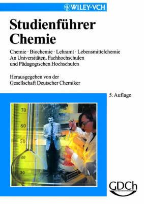Studienfuhrer Chemie 5a by VCH