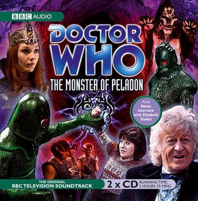 """""""Doctor Who"""": The Monster of Peladon"""