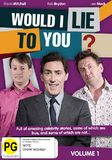 Would I Lie To You? Volume 1 on DVD