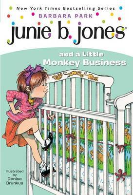 First Stepping Stone Junie Jones M# by B Park image